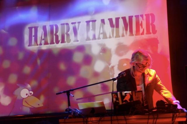 Harry Hummer