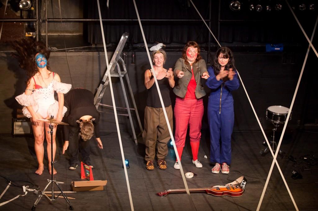 Performance Trickster Fringe Festival